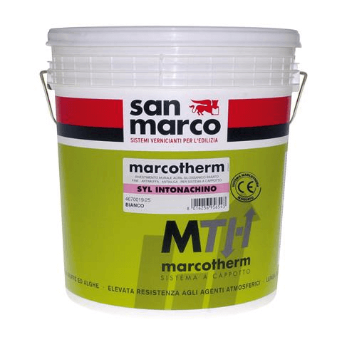 Marcotherm intonachino